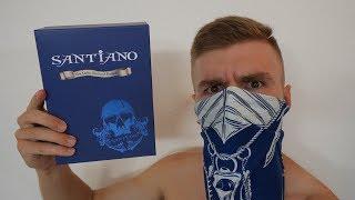 SANTIANO - VON LIEBE, TOD UND FREIHEIT (Limited Deluxe Fanbox) UNBOXING
