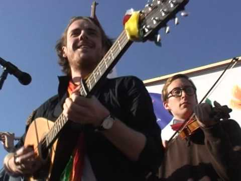 SOAS Ceilidh Band on tour to Iraqi Kurdistan - March 2013