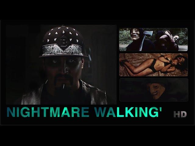 Kung Fu Vampire - Nightmare Walkin' (Official Music Video)