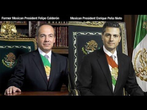 US Drug War Props Corrupt Mexican Ruling Class