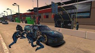 Nascar iRacing Series Class B @ Auto Club Speedway Race #2