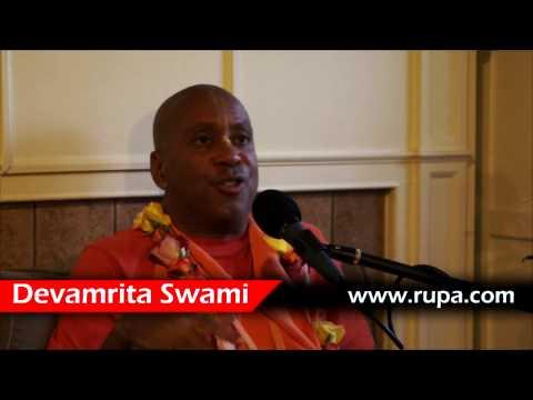 Lecture - Devamrita Swami - Controlling the Heart