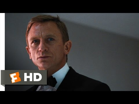 Quantum of Solace (5/10) Movie CLIP - A Night at the Opera (2008) HD