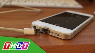 Cô gái 22 tuổi bị điện giật tử vong khi sạc pin điện thoại | THDT