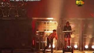 Rammstein - 15 Amerika - Live St. Petersburg 2004