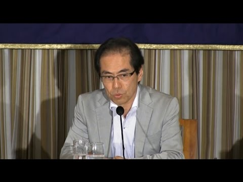 "Shigeaki Koga: ""The Chilling of Freedom of Expression in Japan?"""