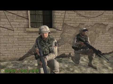 LF COOP - Operacja Desert Storm [ARMA 2]