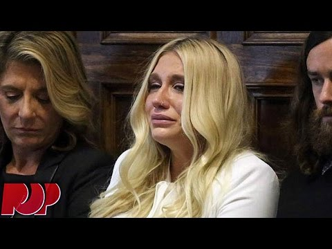 Kesha Sobs As Judge Refuses To End Ctract With Alleged Rapist Dr Luke