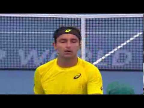 Matosevich v Benneteau - Full Match Men's Singles Round 1: Brisbane International 2014