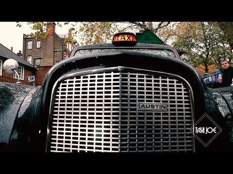 Taxi Joe - Webisode - Tales From a London Taxi