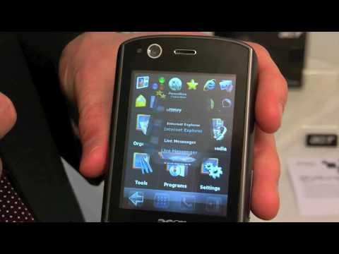 Nouvelle gamme smartphones Acer: www.belgiquemobile.be