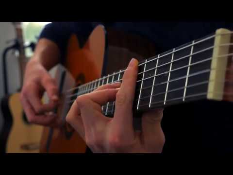 To Build A Home ~ Guitar Cover
