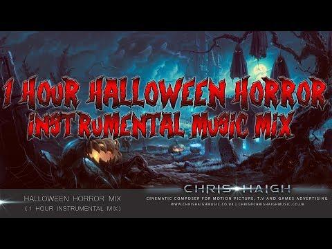 1 HOUR ULTIMATE HALLOWEEN Dark Mysterious Atmospheric Horror Music Mix 2017 - Chris Haigh