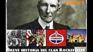 Breve historia del clan Rockefeller, Inicios (parte1)