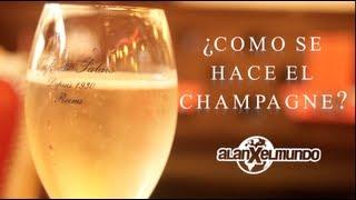 Así se hace el champagne - Reims AXM