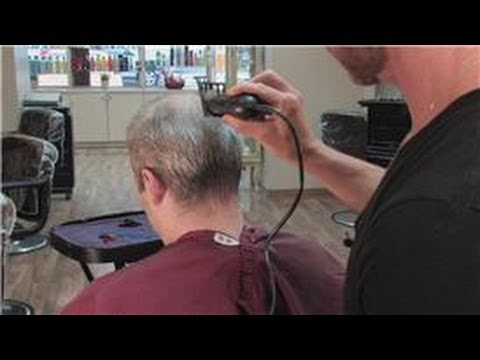 Hair Care How To Cut Hair With Electrical Clippers Youtube