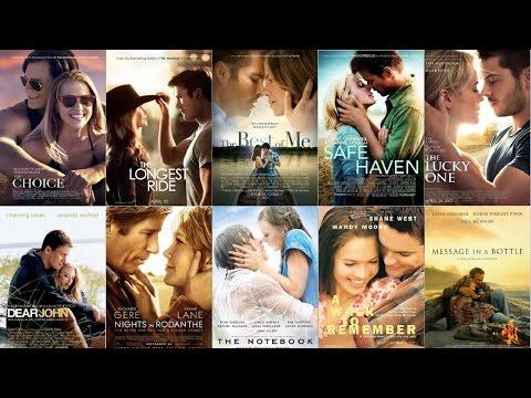 nicholas-sparks-movies-/-books-adaptations