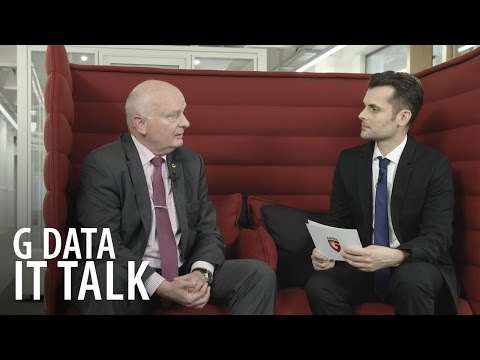 Das Bundeskriminalamt im Kampf gegen Cybercrime - Peter Henzler vom BKA im G DATA IT Talk