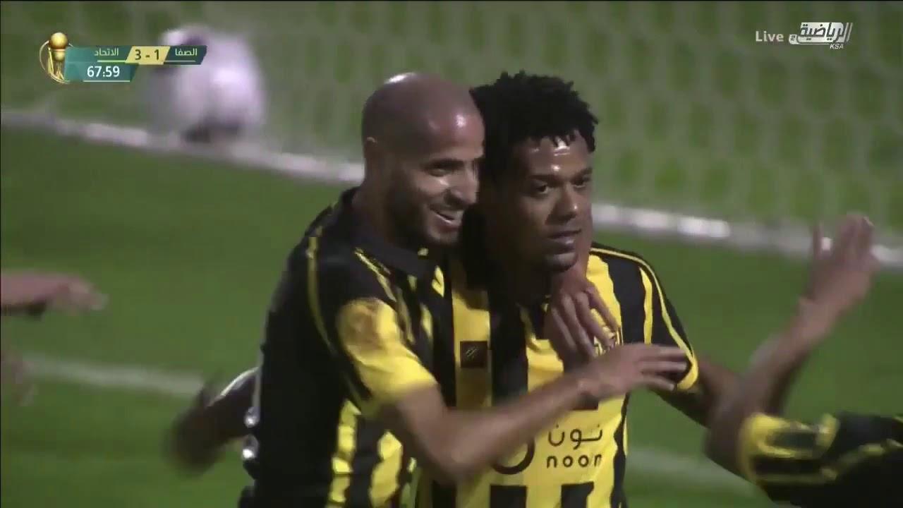 ملخص اهداف مباراة الصفا 1 : 4 الاتحاد ... كأس خادم الحرمين الشريفين 2019