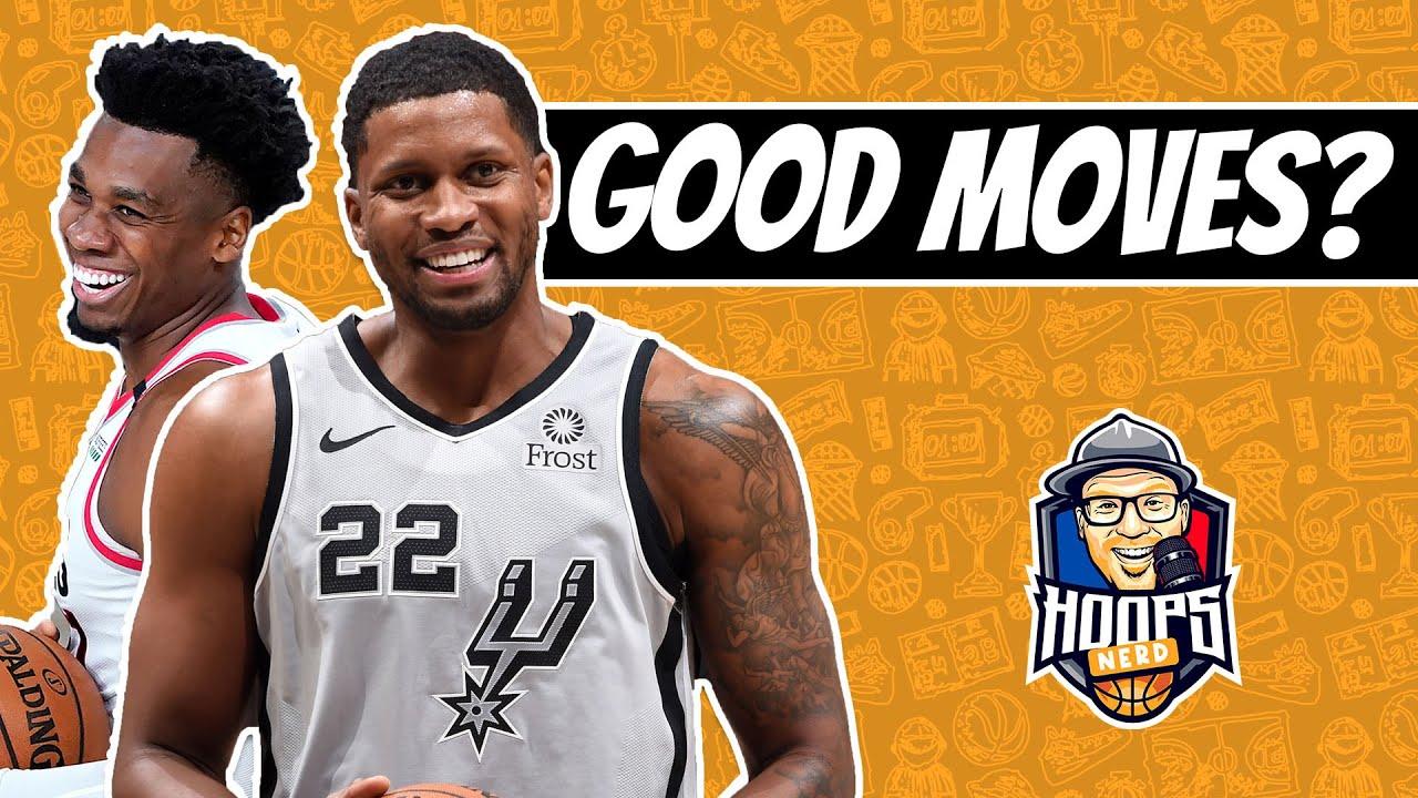 Utah Jazz reportedly sign forward Rudy Gay
