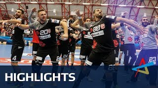Highlights | Dinamo Bucuresti vs Abanca Ademar Leon | VELUX EHF Champions League 2018/19