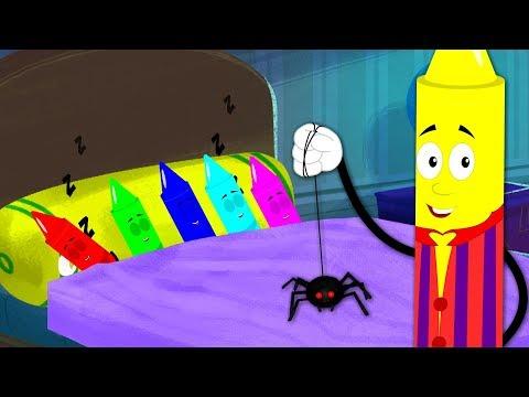 Wee Willie Winkie | Nursery Rhymes | Kids Songs | Baby Rhyme By Crayons