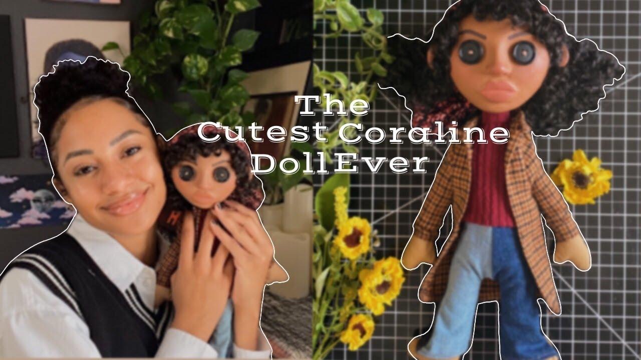 Download I Made A Custom Coraline Doll || itsAllyana