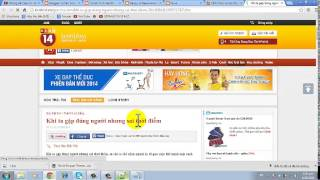 Hướng dẫn thiết kế website bằng blogspot- template Ravia