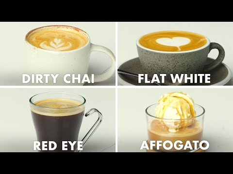 How To Make Every Coffee Drink   Method Mastery   Epicurious