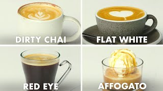 How To Make Every Coffee Drink | Method Mastery | Epicurious