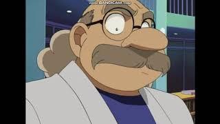 Tiến sĩ Agasa tưởng Conan nhìn Haibara tắm