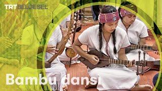 Bambu Dans Nsanlar Ve Nanclar