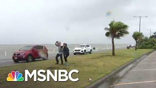 Hurricane Hanna Bears Down On The Coast of Texas | MSNBC