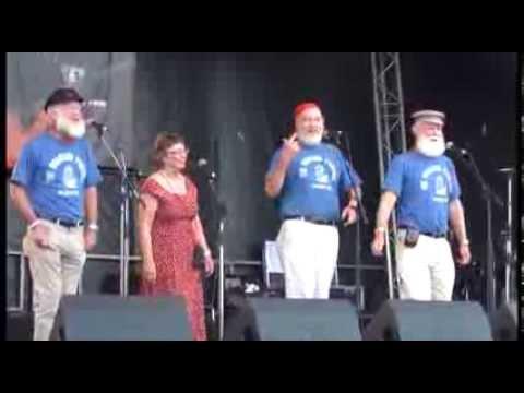 Festival du Chant de Marin de Paimpol 2013