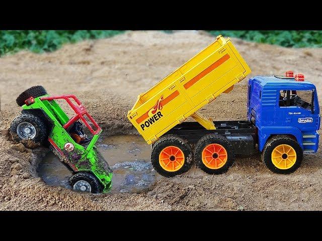 Construction Vehicles Toys for kids | Fire Trucks, Dump Trucks, Excavator for Children