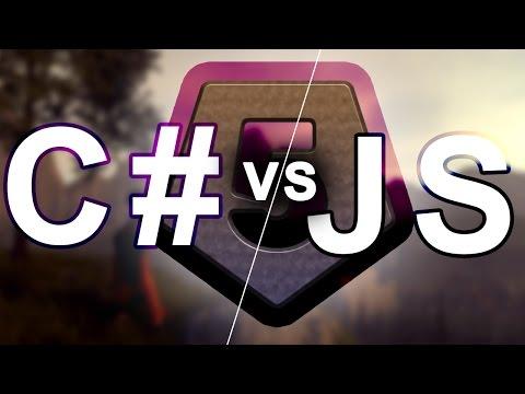 C# Vs. JavaScript | Unity 5 Comparison