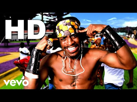 OutKast - B.O.B. (Official Music Video)