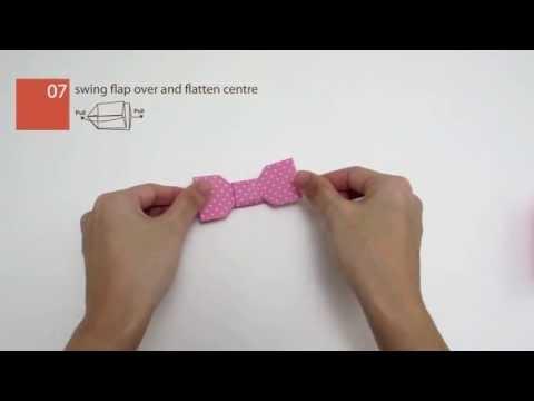 【1分鐘學懂】便利貼摺出比卡超   Doovi