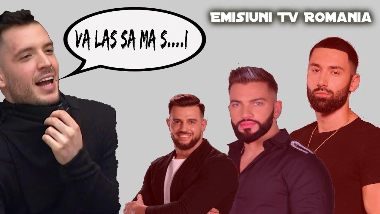 LIVIAN face mișto de TURCU, CĂTĂLIN ȘI ANDY *Emisiuni TV România*