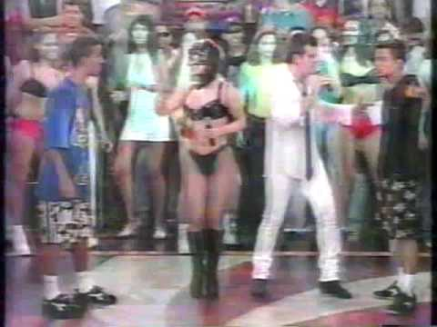 Cassino Dance: Mulher Gato CNT Gazeta 2000/2001 (cassi girls)