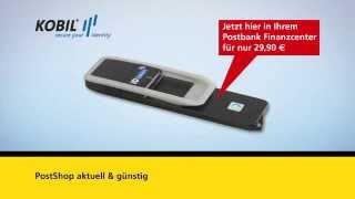 Neuer Personalausweis-Leser – Kobil iDtoken