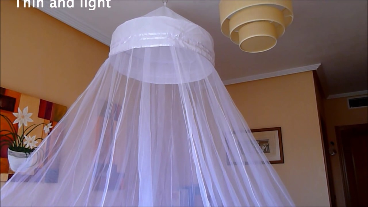 Mosquito Net For Bed Bangla Deluxe Youtube