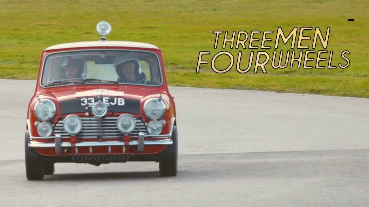 The Iconic Mini Cooper S on the track | Fifth Gear