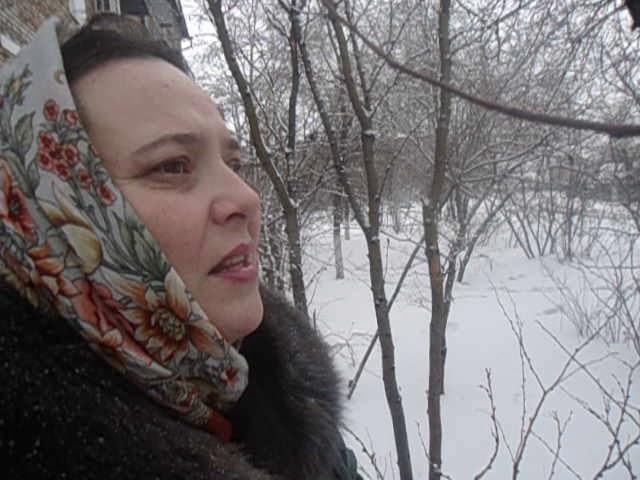 Изображение предпросмотра прочтения – НатальяЕршова читает произведение «Россия» А.А.Блока
