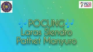 """TEMBANG MACAPAT """"POCUNG"""" Laras Slendro Pathet Manyura"""