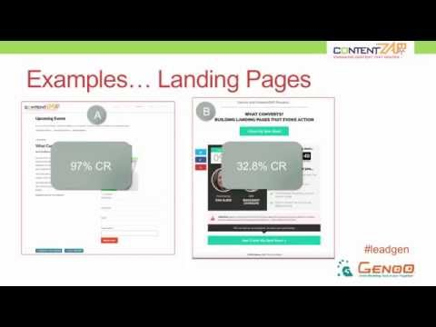 Building Landing Pages That Convert