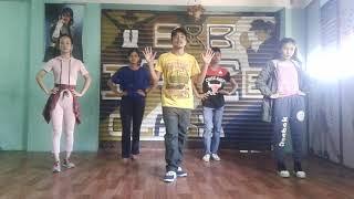 learn nepali dance steps with bibek part 1