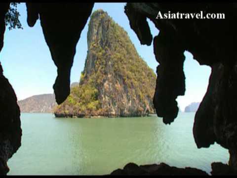 Phang Nga Bay, Thailand by Asiatravel.com