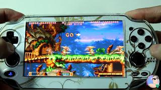 Emulador MAME PSVita - NUEVO VIDEO ACTUALZIADO EN LA DESCRIPCION