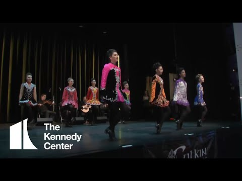 The Culkin School of Traditional Irish Dance - Millennium Stage (March 16, 2017)